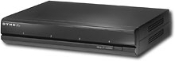 Dynex 4 Device Video Component Video Selector. Model: DX-CVS4. Allows up to 4 devices to be connected to a component video input. Supports component video, digital coaxial audio and analog stereo audio. HDTV Compatible 720p/1080.