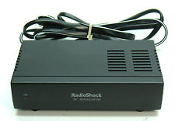 Radio Shack Video RF Modulator. 15-1244. New. Channel 3 and 4 Output. Use your TV as a monitor for video cameras. Selectable channel 3/4 output. VHF antenna in terminal. 150-1244. 040293136390