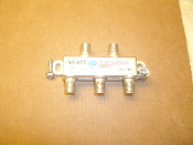 Time Warner Cable SV-4GT Splitter. 5-1002MHz. New. 5 Way.