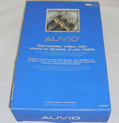 Auvio 15-258 Composite Video with Mono to Stereo Audio Cable. 150-0258. New. 040293021764. 6', 1.82m. HX08. Delivers picture along with sound, and enables you to play a mono device through the stereo speakers.