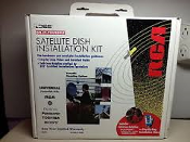 RCA DKIT96 Dish Mounting and Wiring Installation. New. Full 1-800 support. Step-by-step installation video tape (VHS). Includes everything you'll need to connect your satellite system. 079000307037.