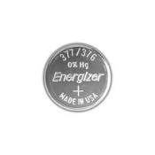Energizer 377 Watch Electronic Battery. 1.5V. New. OEM. UPC: 039800096418. Reorder: 3778P. Replaces: 376 SR626SW and W-TR626W.