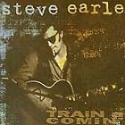 Steve Earle 093624635529 Train a Comin' CD. 9 46355-2. Used.