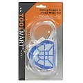 ToolMart 10086 Safety Google and Filter Mask Set. New. Retail Package. # 10086. #10086. 643117100869.
