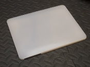 Apple IPAD White Hard Case. New. HTO-1075.