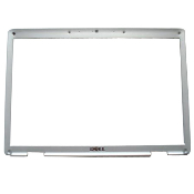 "Dell Inspiron 1525 1526 Front LCD Bezel Model: XT981. With Web Cam Hole. Webcam. New. Silver. 15.4""."
