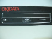 OkiData Black Ribbon 52102301 for Microline Printer 292. New OEM.