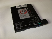 IBM 1.44MB ThinkPad T20 T21 T30 A Series Internal Floppy Drive 27L4378 08K9606 13N6767. Pulled from a working laptop.