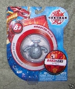 Bakugan B3 Booster Pack. 20019399. Extension Plus. Bakucore Series. Extension Plus. Ability Card and 1 Metal Gate Card. New. Sega Toys. 5+ Years. Package is slightly differnt.