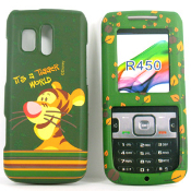 Disney Classic Pooh Bear Cell Phone Case. Crystal Samsung R-450. It's a Tigger Thing. ECDSMR450TIG94. 842797014507.