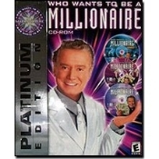 Who Wants to be a Millionaire. 3 CD-ROMs. New. E for Everyone. Platinum Edition. 3 Great Editions. 1573504815. 044702013913.