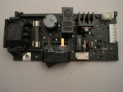 Dell 3000CN 3100CN Fuser Controller Board Assembly. P/N: N5951. On Off Switch. 3000 Printer, 3000cn Color Printer, 3100 Printer, 3100cn Color Printer. Refurbished.