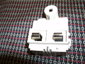 Kyocera Mita 75782960 Set Rear TC Housing. New. OEM.