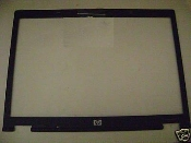 "HP Compaq NC8230 NX8220, NW8240 Front LCD Bezel Cover. New. 15.4"". 6070A0096901."