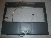 Olivetti Echos P100C 700-86000-0080 Upper Case Laptop Keyboard and Touchpad Cover. Refurbished.