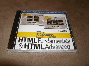 Professor Teaches HTML Fundamentals and HTML Advanced Software. The fast, easy. interactive way to learn. HTO-1064
