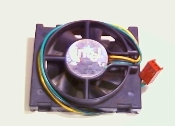 "Intel A28837-001 CPU Heatsink Fan P4 New. Socket 370 Aluminum Heat Sink & 1.96"" Fan with 3-Pin Connector up to Pentium III 1.4GHz."