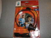 AT&T Headset. Black. For many cordless, cellular and other telephones with a 2.5mm plug. New. RPC 1. 108041732. 048898240993. 24099