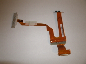 Toshiba LCD Ribbon Cable. B36071731017, 348244482R4RA10. Refurbished. Pulled from a working laptop. 08-0243.