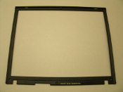 "IBM ThinkPad 26R9426 Front LCD Bezel. T60, T60P, T61. 15.1"". Used. Works great."