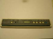 Fujitsu B02B-1500-D011A Operation Control Panel For M3041, M3042, M3043. C54215. D011A 05C. Refurbished.