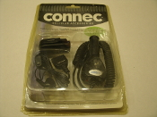 Connec Cellular Accessories. Nokia Series 5100 and 6100. New. Cellular Charger. 744120845751. Headset and Belt Clip. Car lighter adapter, Headset, and Belt Clip for Hands Free Use.