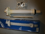 "Hoov-R-Line 910004 Anti Siphon Ballcock. 10"". New. Retail Packaging. 041193128447. 07-516-01-3."