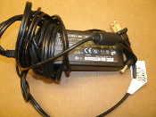 Averatec Lite-On PA-1650-01, 3200 OEM. AC Adapter with Power Cord (19v/3.16A) PA165001. Pulled from a working laptop.
