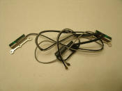 SONY VAIO TR3 TR3A TR3AP Wireless WiFi Antenna and Cable. SANSEI PAT.PED DC-9 R DC-10 L. Refurbished. Pulled from a working laptop. Vaio PCG-TR2, Vaio PCG-TR5GP, Vaio PCG-TR3.