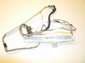 "Sony Vaio PCG-TR2 LCD Cable For 10.6"" LCD Panel. 1-962-122-13, 196212213. Refurbished. Pulled from a working laptop."