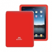 "iPad M-IPR225 Silicone Case. New. Red. Merkury Innovations. 2891, 844702007505. iPad Wi-Fi/3G, 9.7"" Display."