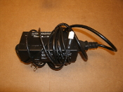 Universal AC Adapter For Laptop. SCAC2004 60W. 100V-240V 50-60Hz. 16V-20V 3A. Refurbished.