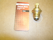 Ace 4069662 Faucet Stem. American Brass style. l2-1UC. Cold. New in retail package. UPC: 082901009122.