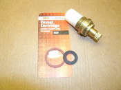 Ace 4037420 Faucet Cartridge. Hot. Central Brass Style. F3-5UHW. New in retail package. 89088912120. UPC: 082901032045.