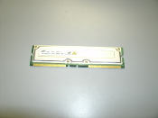 Samsung MR16R0824AN1-CK8IN 64MB/4 800-45 100. RDRAM. Rambus. 0109. Refurbished. Must be installed in pairs.