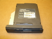Gateway 5501517 DVD/128MB Superdisk with Black Bezel. DVD and Floppy Drive. Refurbished.