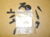 Mityvac 822304 Auto Vacuum Adapters. New. Model: (Code 39). 822304. 11 Pieces.