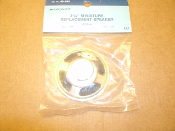 "Radio Shack Archer 40-246 2 1/4"" Miniature Replacement Speaker. 8 Ohm. 9A2. 0.2W. A252. New."