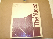 North Texas State University. 1974. The Yucca Yearbook. Used. Yearbook is in fair to good condition. C TX-NO or C TX-WO, Duplicater.? Last 20 pages shows some moisture wear/small stains.