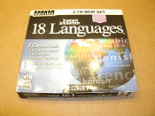 Topics 2 CD-ROM Set. 18 Languages. 2 CD SET. CS-354. 1591503159. 781735803547. New.