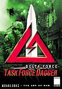 Delta Force. Task Force Dagger. PC Game. Rated: RP. 9816-1509. By Novalogic. Delta Force. Black Hawk Down. 3307210140036