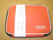 "Hatik Laptop Pouch. K8068V (10.6"") Red. New. 696547138100."