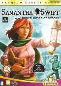 Samantha Swift and the Hidden Roses of Athena. New. 1000-10664. 811930106645. E for Everyone. Mumbo Jumbo. Retail Package.