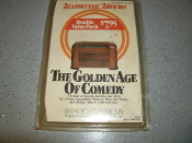 The Golden Age Of Comedy. Double Value Pack. New. #5426. 1555690238. 051375054006. Great Old Stuff. 2 Cassettes. 2 Hours. Radio Classics.