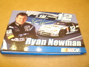 "Ryan Newman #12 Photo Album. New. 807730063004. Holds 16 4"" X 6"" Photos. 3 Sheets for Race Information and Autograghs. Alltel Driver. NASCAR."