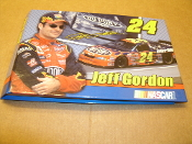 "Jeff Gordon #24 Photo Album. New. 807730063004. Holds 16 4"" X 6"" Photos. 3 Sheets for Race Information and Autograghs. Dupont Driver. NASCAR."