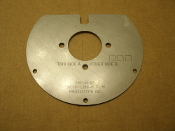 Siemens 32.1811.200-41.SL/H Cutter Blade. New. 32.1811.082-00. 001140-03. Prototype Ind. 32.1811.200-41. Side A and B.