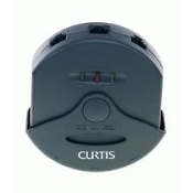 Curtis Portable ASP150T Surge Protector. Ideal for Travel. New. Two protected outlets and phone jacks. UPC: 083495048412.