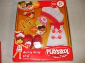 Playskool 08679/08533 Asst. New. Ages 2+. Dressy Daisy Chef. Believe in PLAY. Ages and Stages. Retail Package. 653569322238.