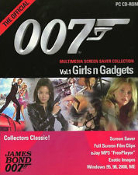 The Official James Bond 007 Multimedia Collection. Girls n Gadgets. NCDS Software. Vol.1. 820177650071.